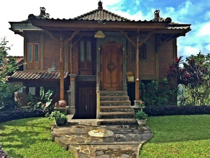 Puri Lumbung Cottages Bali - Guestroom