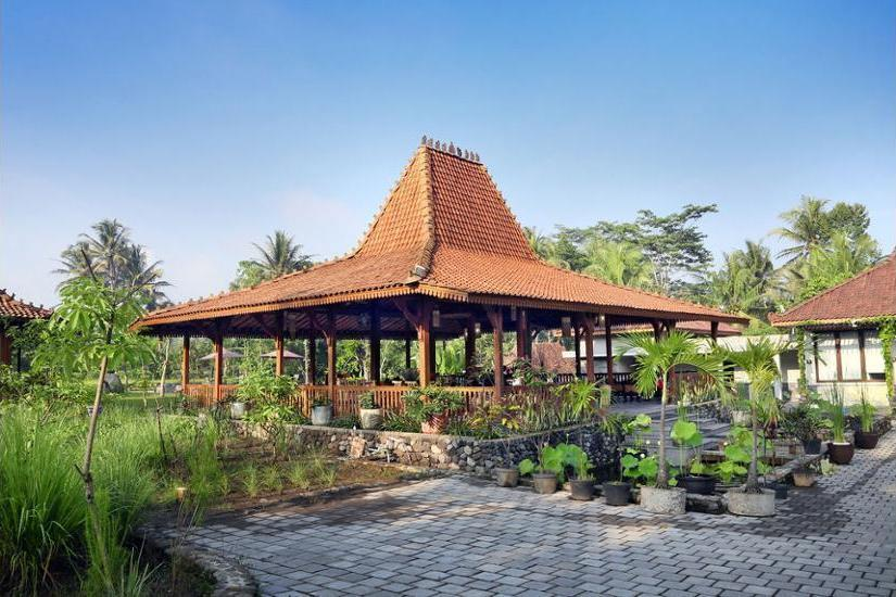 Amata Borobudur Resort Magelang - Featured Image