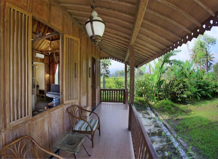 Amata Borobudur Resort Magelang - Balcony