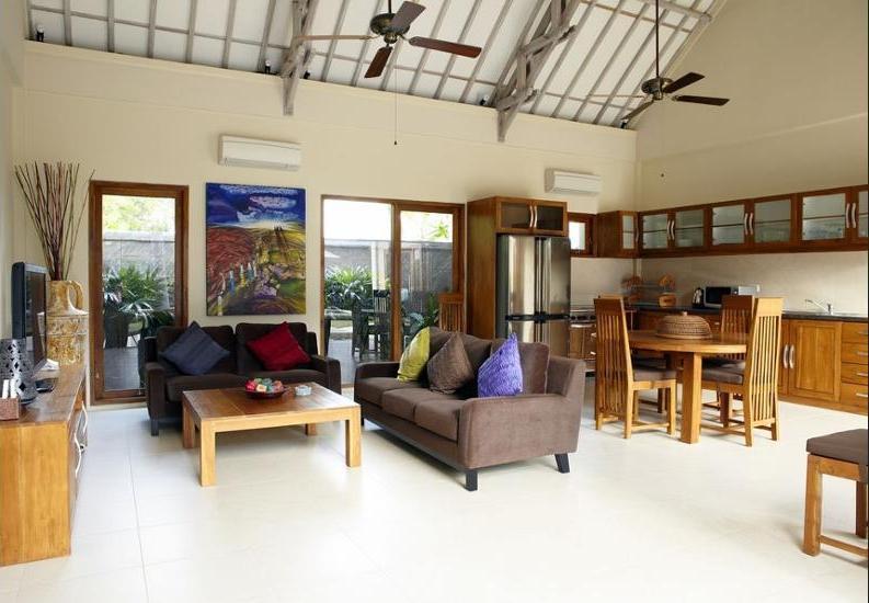 The Lovina Bali - Living Room