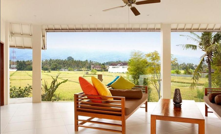 The Lovina Bali - Balcony