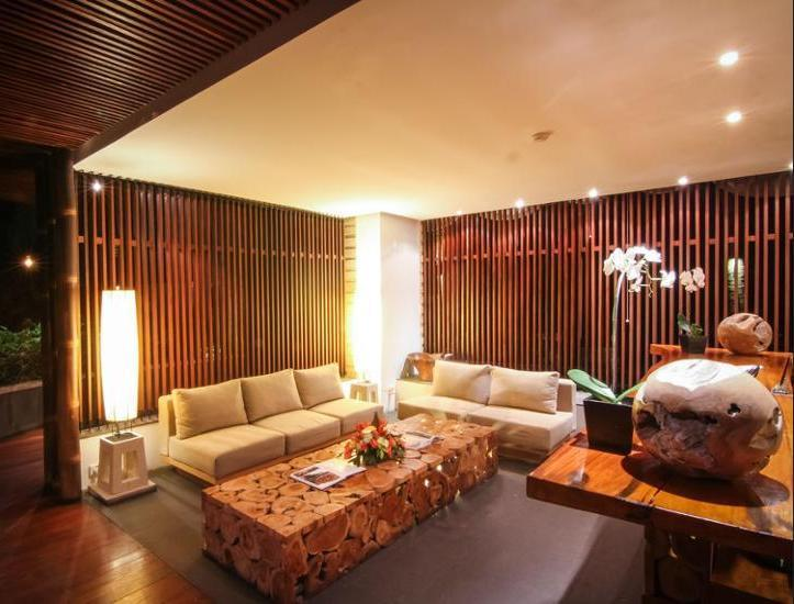 Ubud Green Resort Villas Bali - Lobby