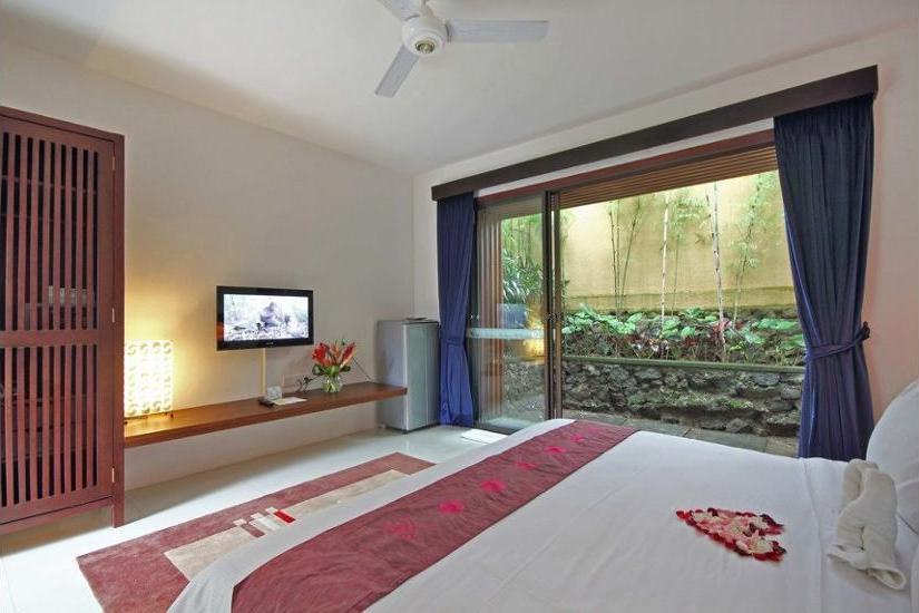 Ubud Green Resort Villas Bali - Guestroom View
