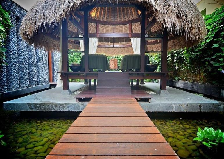 Ubud Green Resort Villas Bali - Gazebo