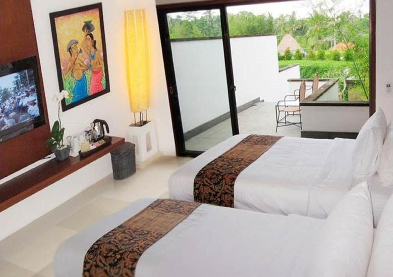Ubud Green Resort Villas Bali - Two Bedroom Duplex Suite Hemat 50%