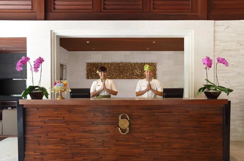 Griya Santrian Bali - Beach