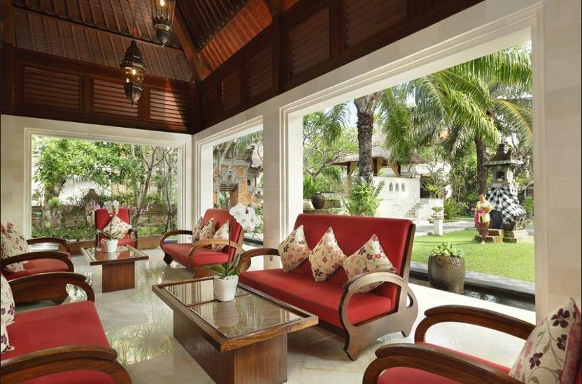 Griya Santrian Bali - Featured Image