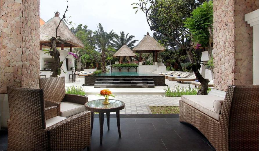 Griya Santrian Bali - Bathroom