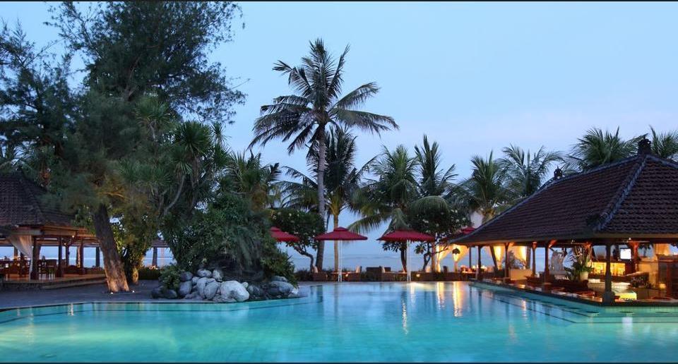 Griya Santrian Bali - Guestroom
