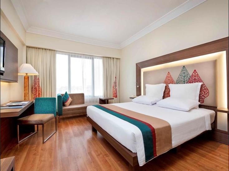 Novotel Solo - Kamar Superior, 1 tempat tidur double Regular Plan