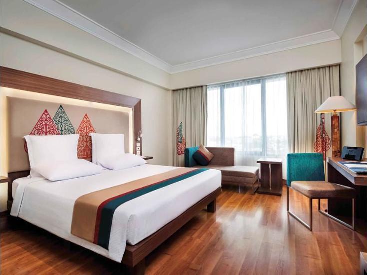 Novotel Solo - Kamar Eksekutif, 1 Tempat Tidur King Regular Plan