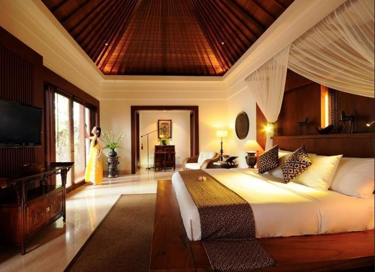 Awarta Nusa Dua Luxury Villas & Spa Bali - Garden