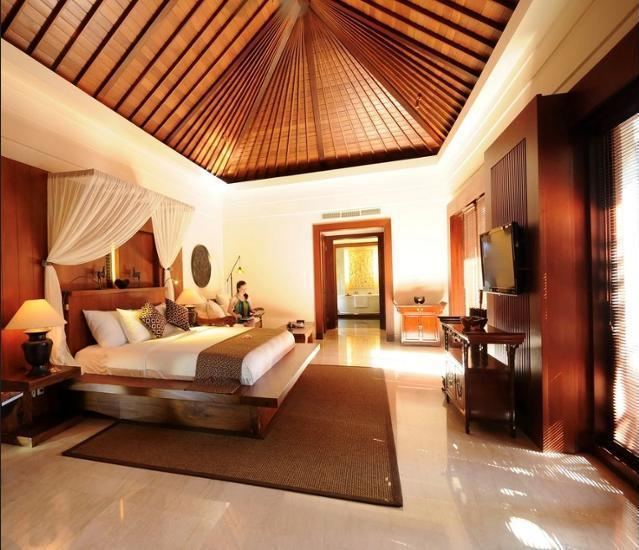 Awarta Nusa Dua Luxury Villas & Spa Bali - Hallway
