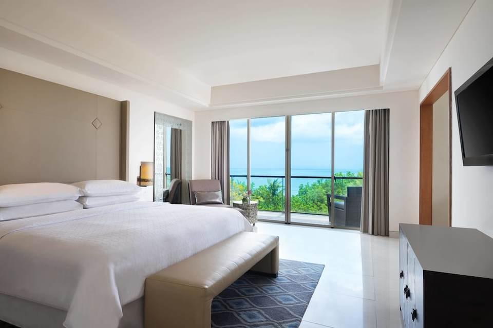 Sheraton Bali Kuta Resort Bali - Bathroom