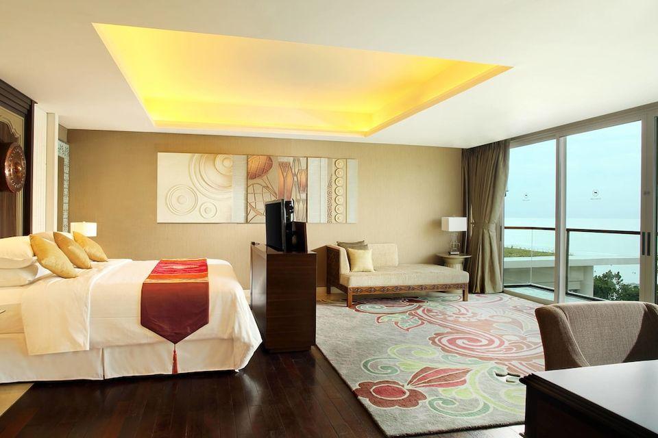 Sheraton Bali Kuta Resort Bali - Restaurant