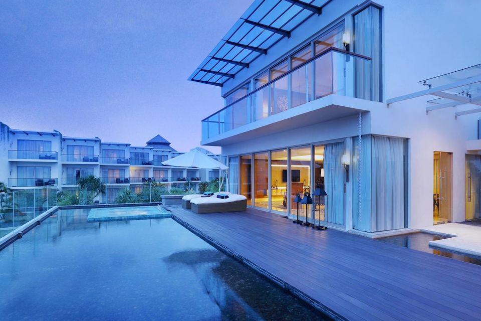 Sheraton Bali Kuta Resort Bali - Sports Facility