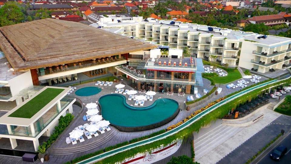Sheraton Bali Kuta Resort Bali - Kamar Deluks, tepi laut Regular Plan