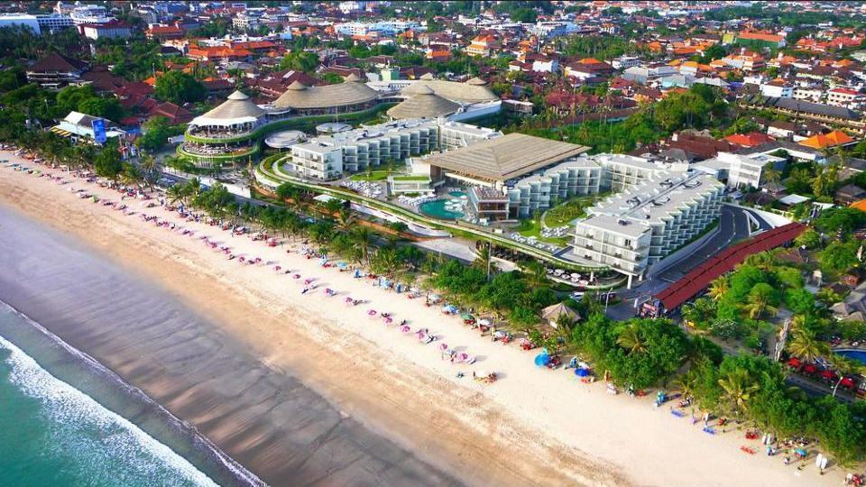 Sheraton Bali Kuta Resort Bali - Suite, tepi laut Regular Plan