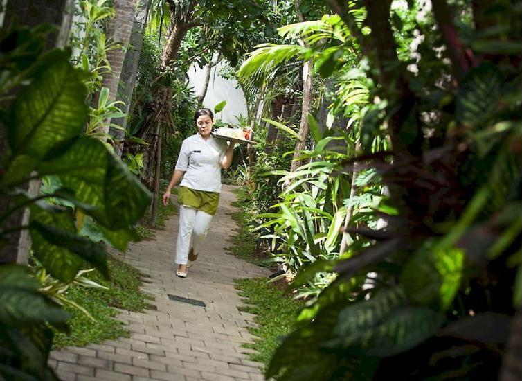 Samaja Villas Kunti - Garden