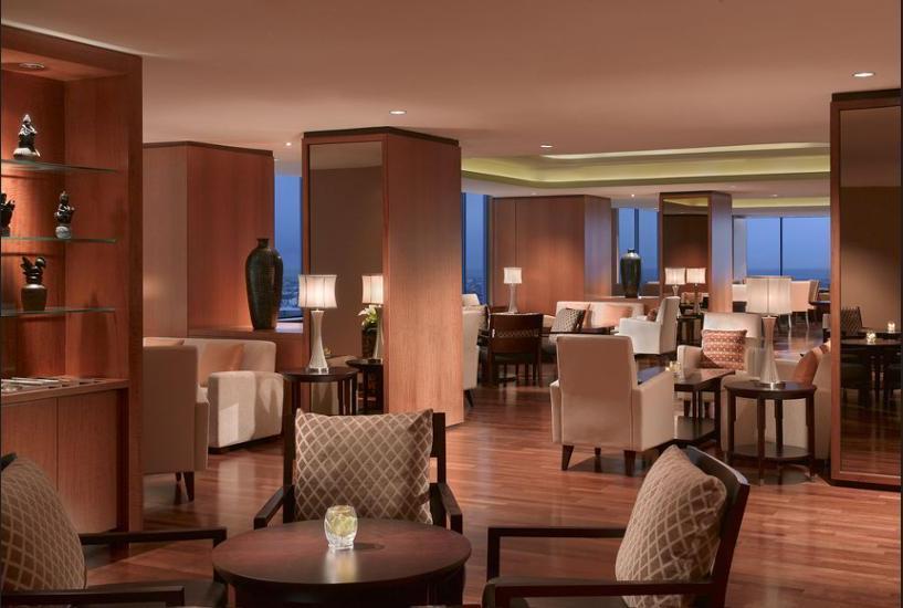 JW Marriott Medan - Lobby Lounge