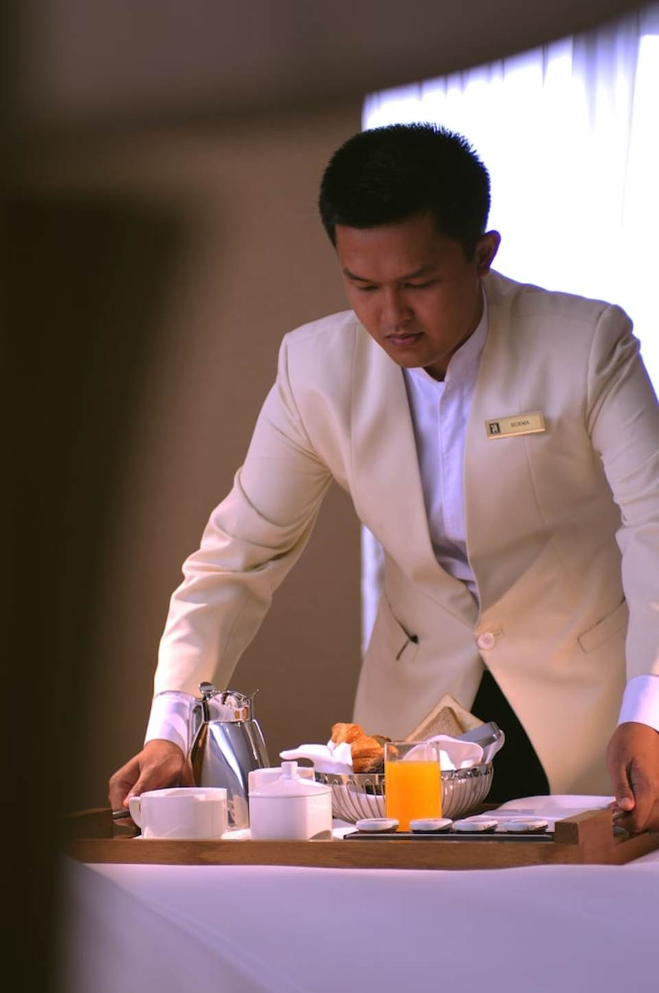 JW Marriott Medan - Kamar Eksekutif, akses business lounge Regular Plan