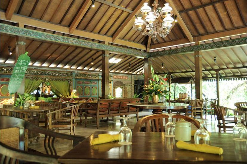 Dusun Jogja Village Inn Jogja - Lobby