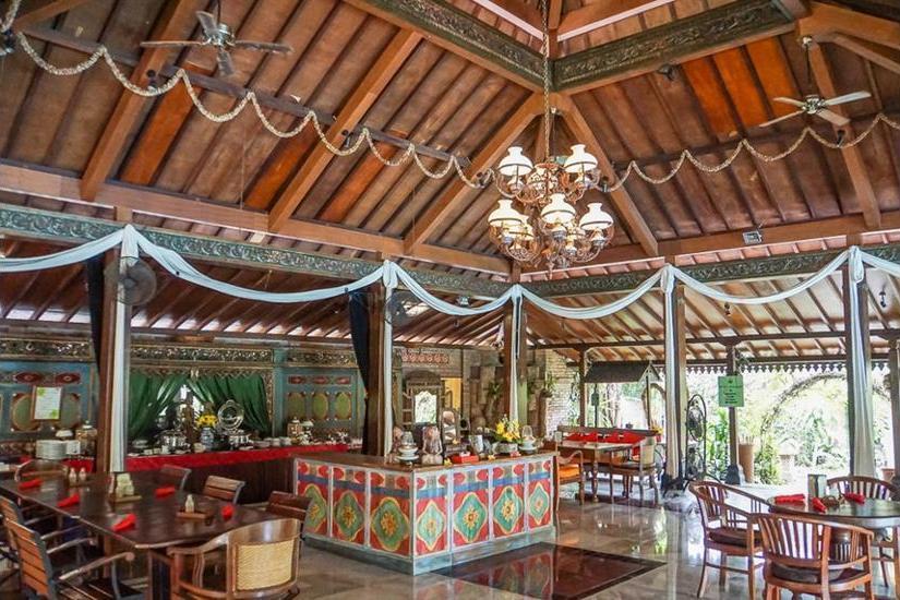 Dusun Jogja Village Inn Jogja - Restaurant