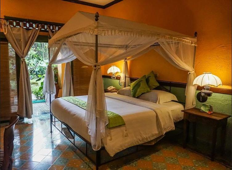 Dusun Jogja Village Inn Yogyakarta - Kamar Deluks, 1 kamar tidur, pemandangan kebun Regular Plan