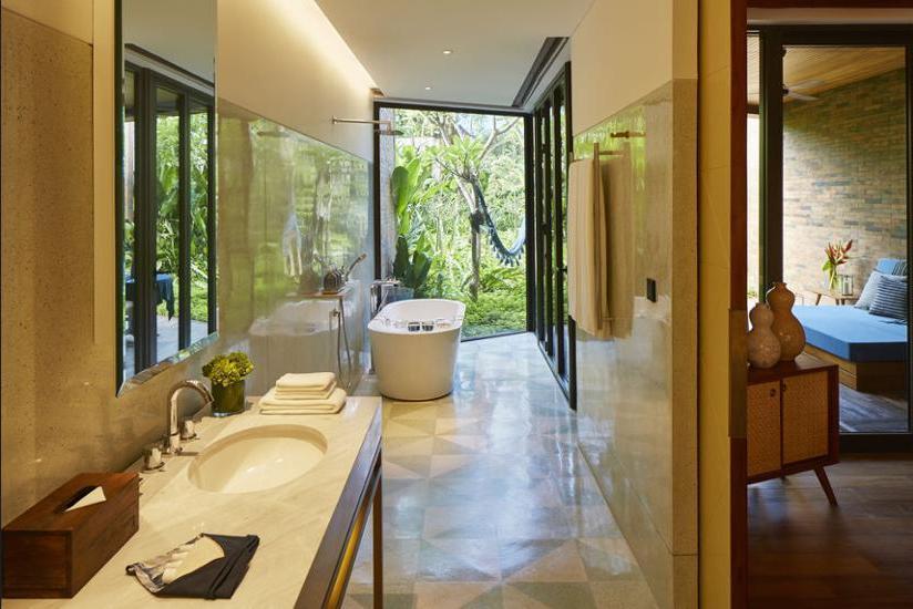 Katamama Bali - Bathroom