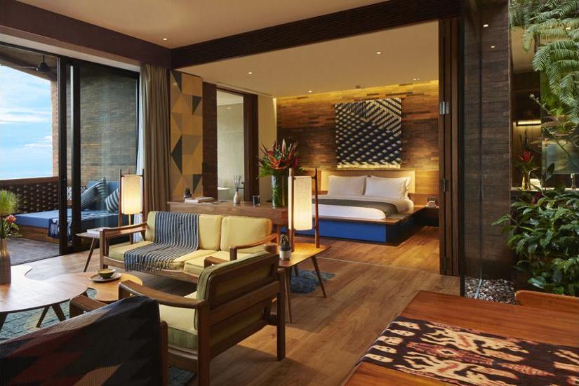 Katamama Bali - Suite, 2 kamar tidur, pemandangan samudra (Katamama) Hanya malam ini: hemat 10%