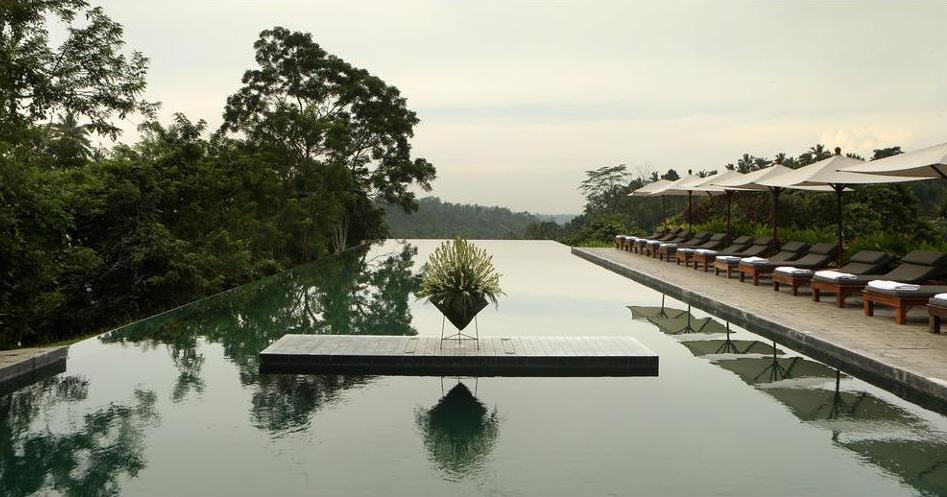 Alila Ubud - Infinity Pool
