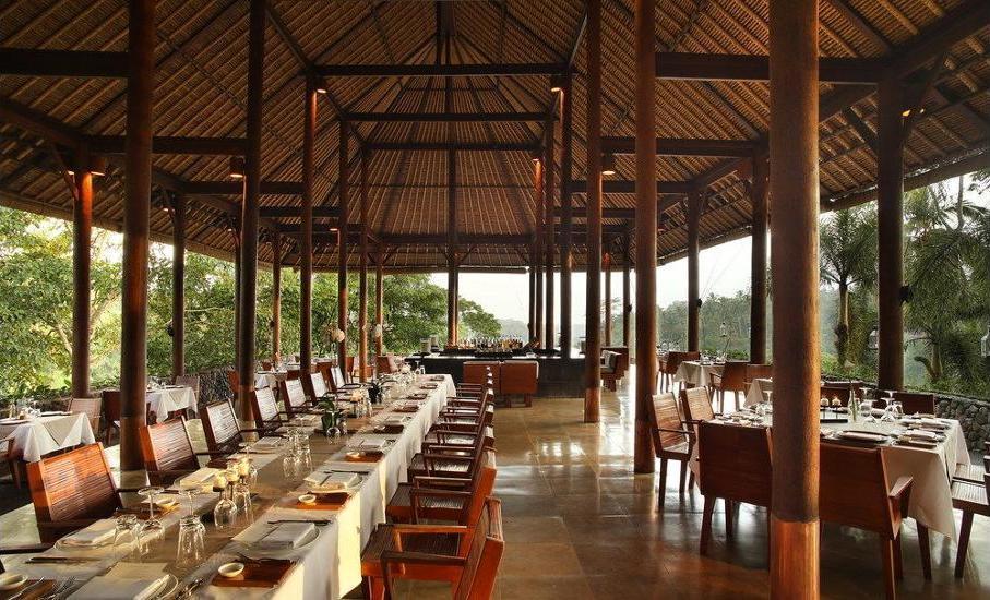 Alila Ubud - Restaurant
