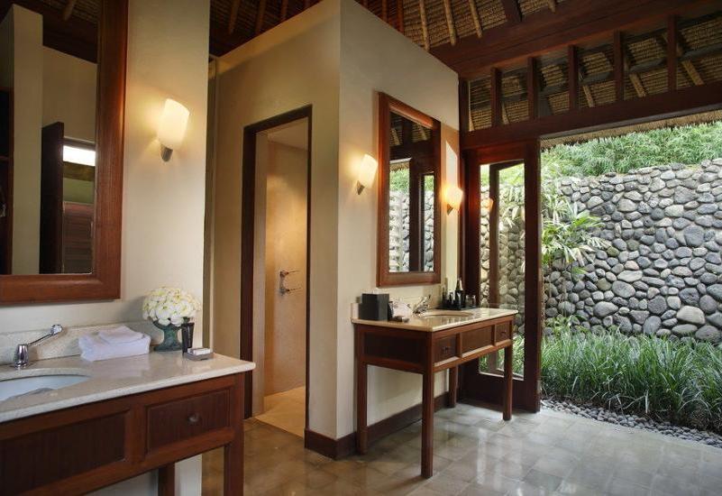 Alila Ubud - Guestroom