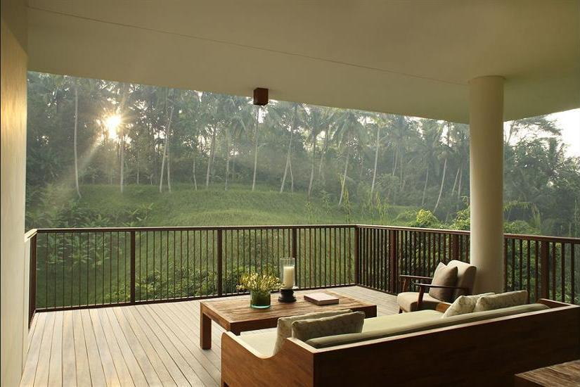 Alila Ubud - Vila, teras (Terrace Tree Villa) Regular Plan