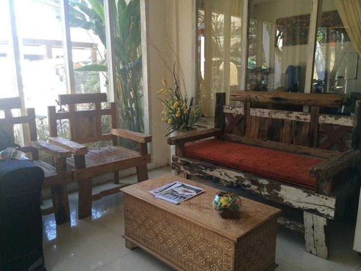Gili Amor Boutique Resort Lombok - Lobby Sitting Area