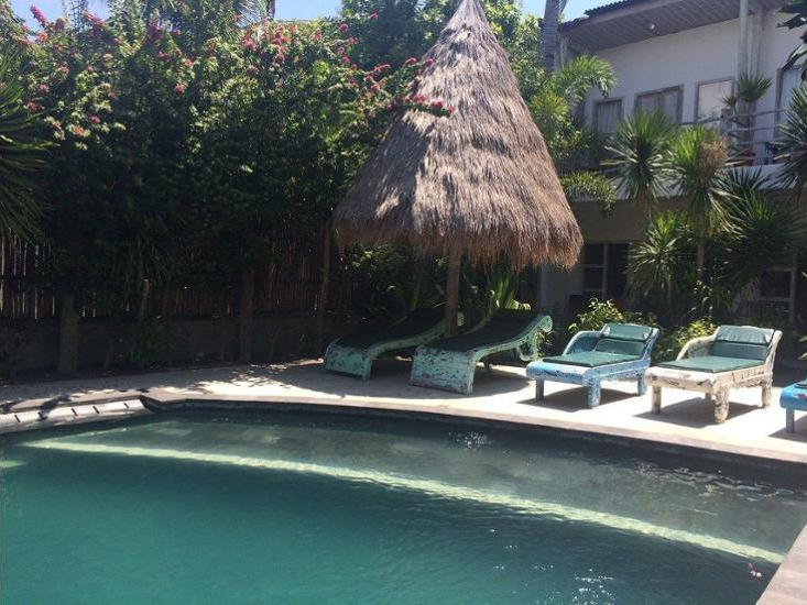 Gili Amor Boutique Resort Lombok - Pool