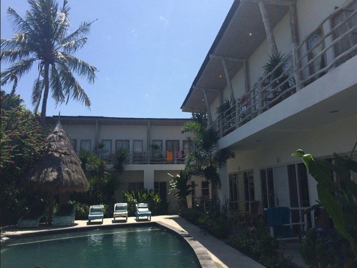 Gili Amor Boutique Resort Lombok - Property Grounds