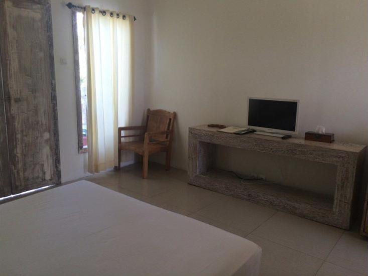 Gili Amor Boutique Resort Lombok - Kamar Standar, balkon Regular Plan