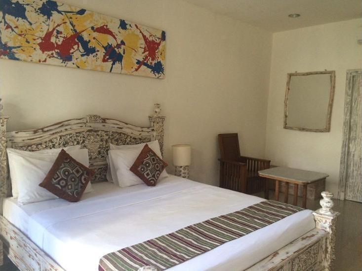 Gili Amor Boutique Resort Lombok - Kamar Deluks, pemandangan kolam renang Regular Plan