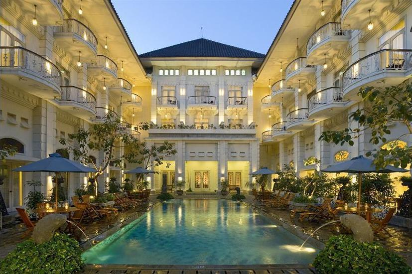 The Phoenix Hotel Yogyakarta - Featured Image