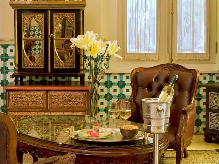 The Phoenix Hotel Yogyakarta - Lobby Lounge