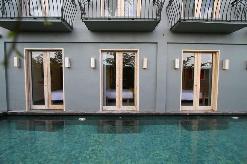 FRii Bali Echo Beach Bali - Guestroom View