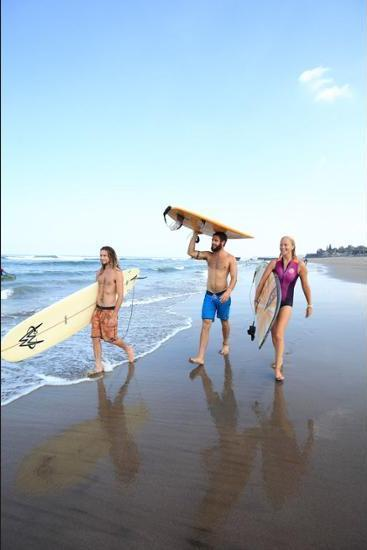 FRii Bali Echo Beach Bali - Property Amenity