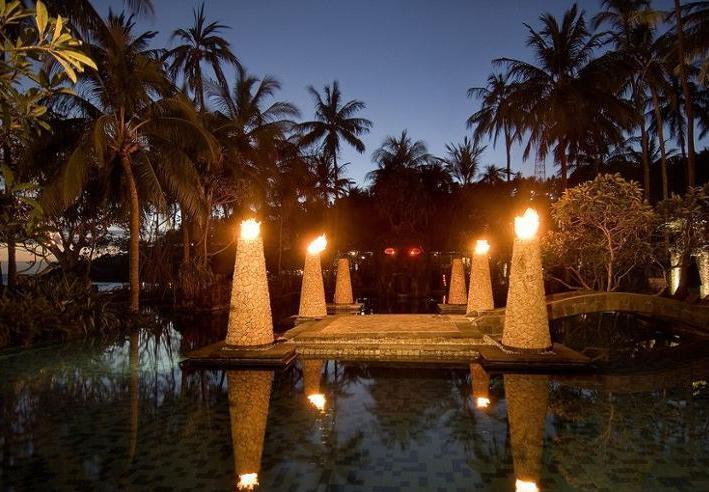 Sheraton Senggigi Beach Resort Lombok - Pool