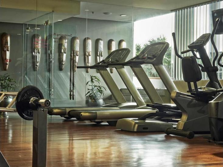 The Royal Surakarta Heritage Solo - Fitness Facility