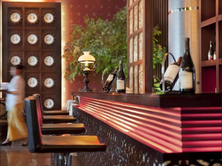 The Royal Surakarta Heritage Solo - Hotel Bar