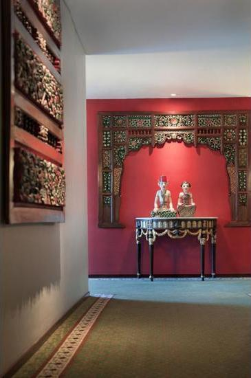 The Royal Surakarta Heritage Solo - Hallway
