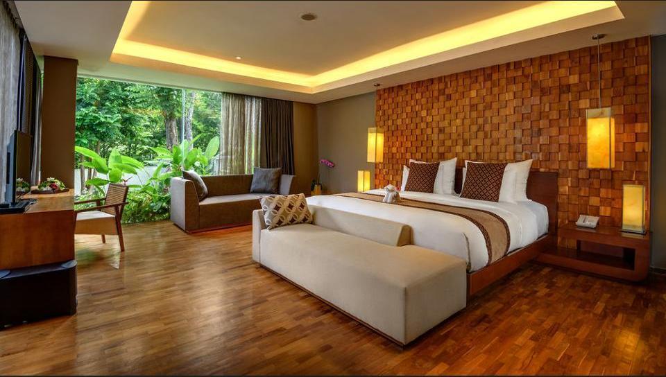 Anantara Uluwatu Bali Resort - Gym