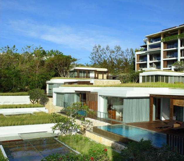 Anantara Uluwatu Bali Resort - Bathroom