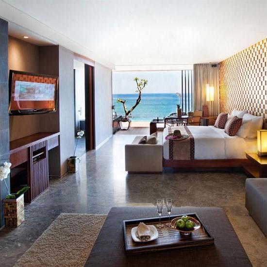 Anantara Uluwatu Bali Resort - Ocean Front Suite Regular Plan
